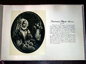 Album photographique N°9: Dans l'intimité des personnages illustres.: DUFRENOY (J.M...