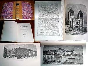 Promenades pittoresques à travers la Touraine. Histoire, légendes,: CHEVALIER (Abbé
