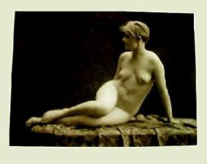 Heliogravure originale. Nu, circa 1920.: NU - WALERY