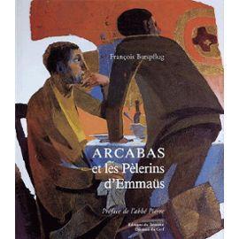 Arcabas et les pèlerins d'Emmaüs: François Boespflug