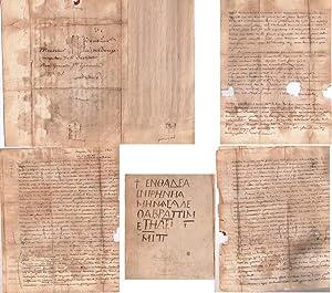 Belle Lettre Autographe signée Louis Allier de: ALLIER de HAUTEROCHE