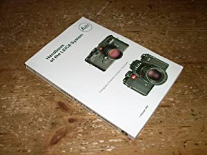 Handbook of the Leica System: 1 October