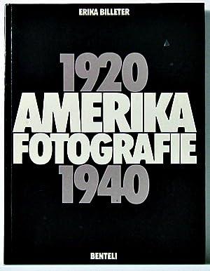 1920 Amerika Fotografie 1940: Billeter, Erika