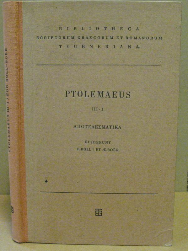 ptolemaeus - zvab
