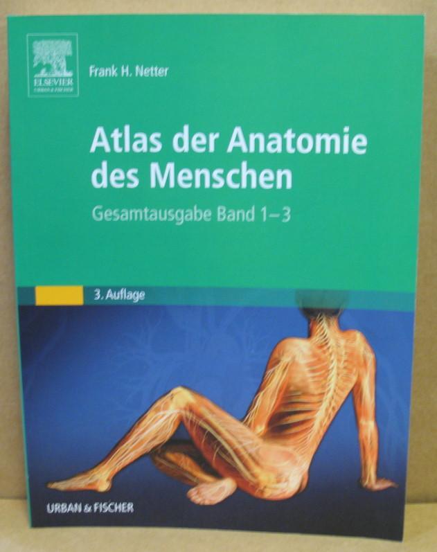 atlas der anatomie des von netter - ZVAB