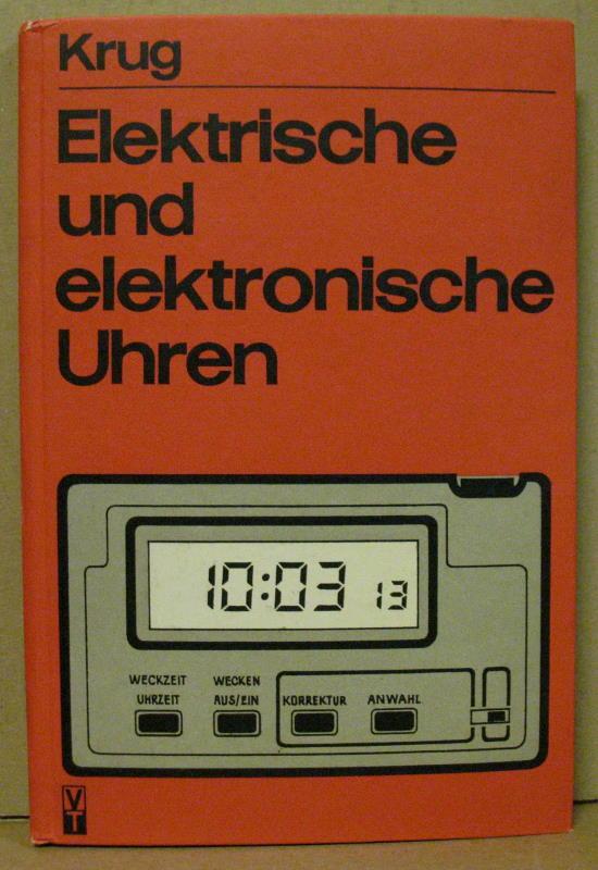 elektrische uhren, Erstausgabe - ZVAB