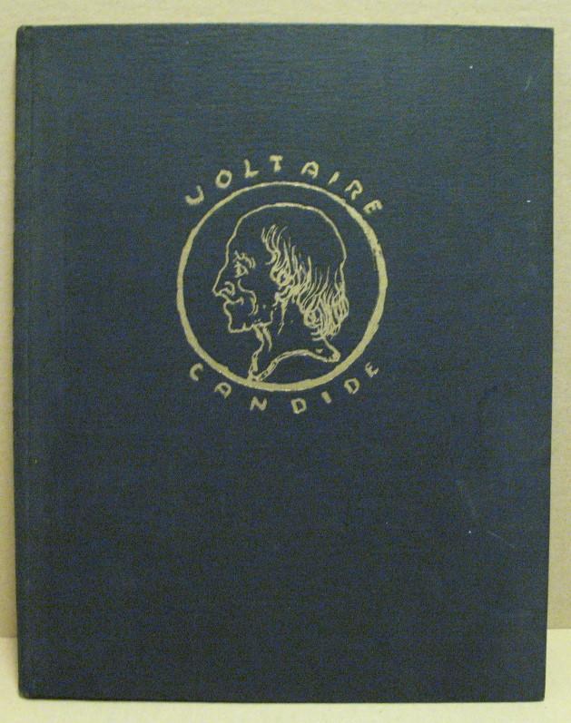 Candide oder Die beste aller Welten.: Voltaire