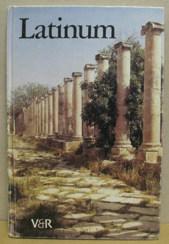Latinum. Ausgabe B. Lehrgang für den später beginnenden Lateinunterricht.