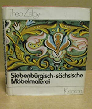 Siebenbürgisch-sächsische Möbelmalerei.: Zengy, Theo: