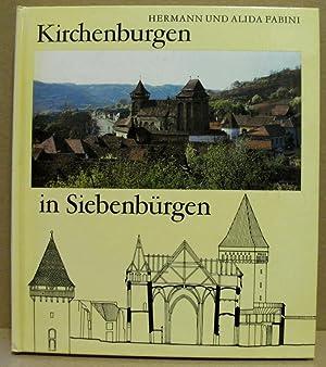 Kirchenburgen in Siebenbürgen. Abbild und Selbstdarstellung siebenbürgisch-sächsischer: Fabini, Hermann und