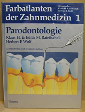 Paradontologie. (Farbatlanten der Zahnmedizin Band 1): Rateitschak, Klaus H.