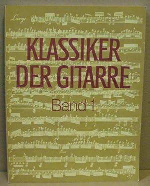 Klassiker der Gitarre. Studien und Vortragsliteratur aus: Rätz, Martin (Hrsg.):