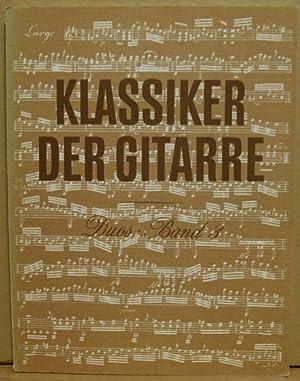 Klassiker der Gitarre/ Classics of the Guitar,: Peter, Ursula (Hrsg.):