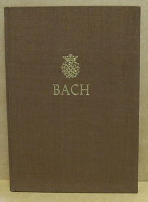 Die Orgelchorökle aus der Leipziger Originalhandschrift. Kritischer: Bach, Johann Sebastian