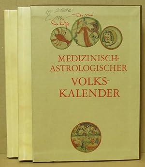 Medizinisch-Astrologischer Volkskalender. (Bibliotheca Historico-Naturalis Antiqua): Poeckern, Hans-Joachim (Hrsg.):