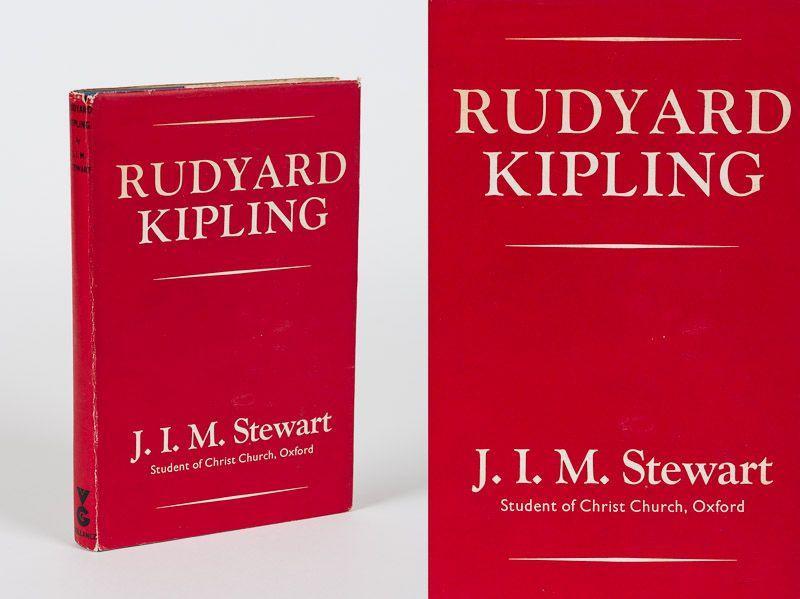 Rudyard Kipling. [Kipling, Rudyard] Stewart, J.I.M. [ ] [Hardcover] (bi_30488477789) photo