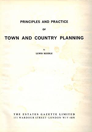 Principles and Practice of Town and Country: Keeble, Lewis.