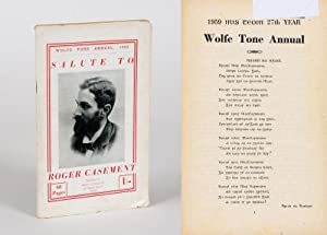Wolfe Tone Annual, 1959: Salute to Roger: O'Higgins, Brian.