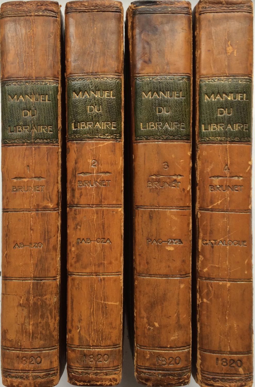 Libraire et de l amateur