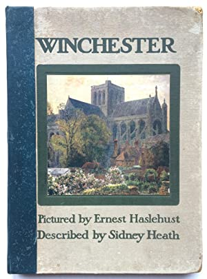 Winchester FIRST Edition
