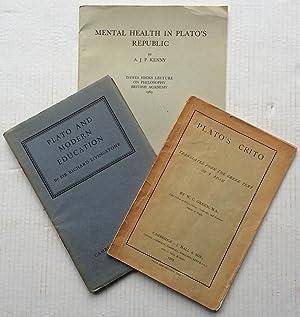 Mental Health in Plato's Republic Dawes Hicks: Kenny, A J