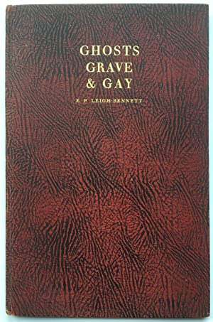 Ghosts Grave and Gay [Central London The Strand Historical Streets Presentation copy]