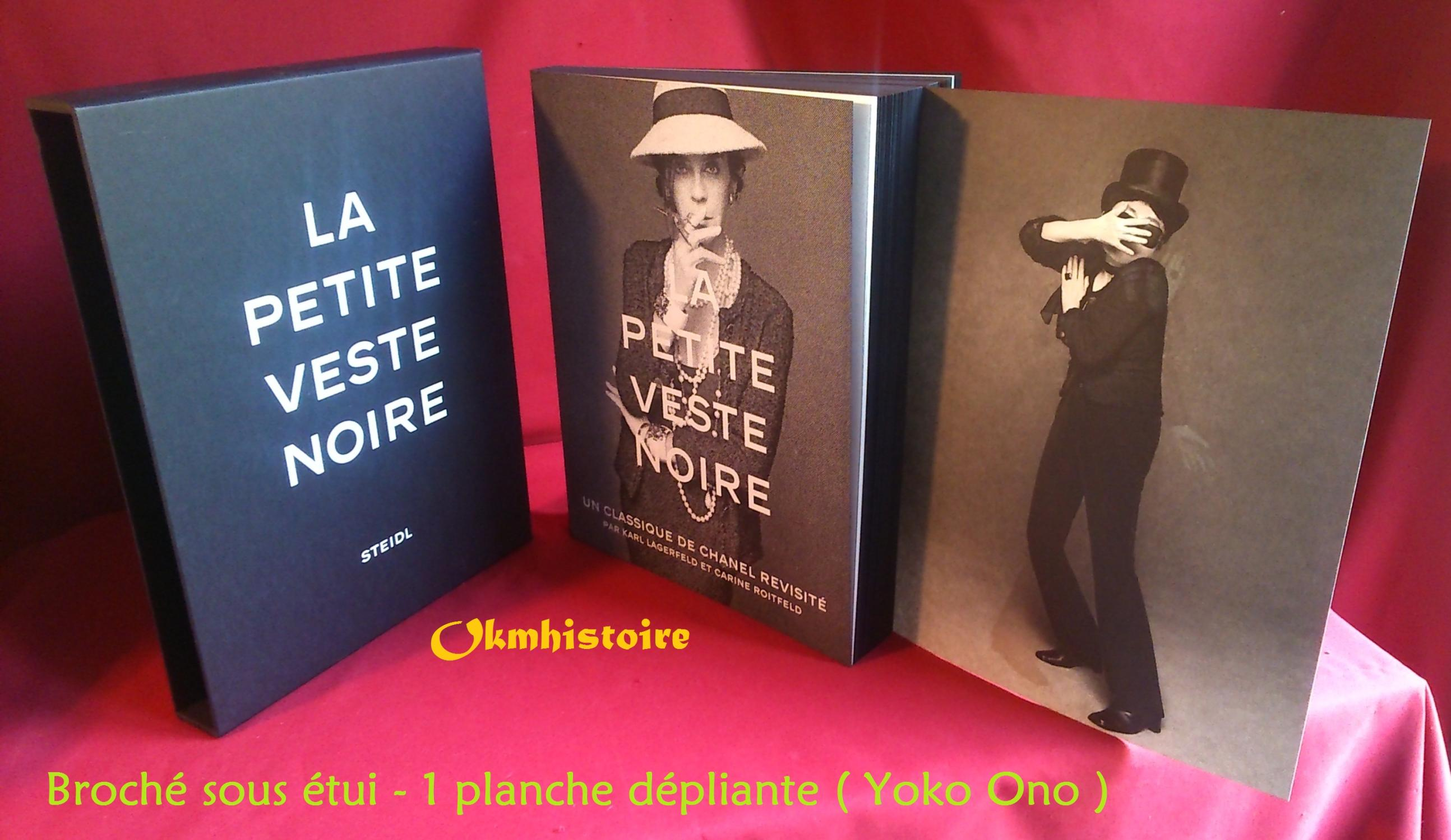 2ce9e31196e9 La petite veste noire   Un classique de Chanel revisité ------