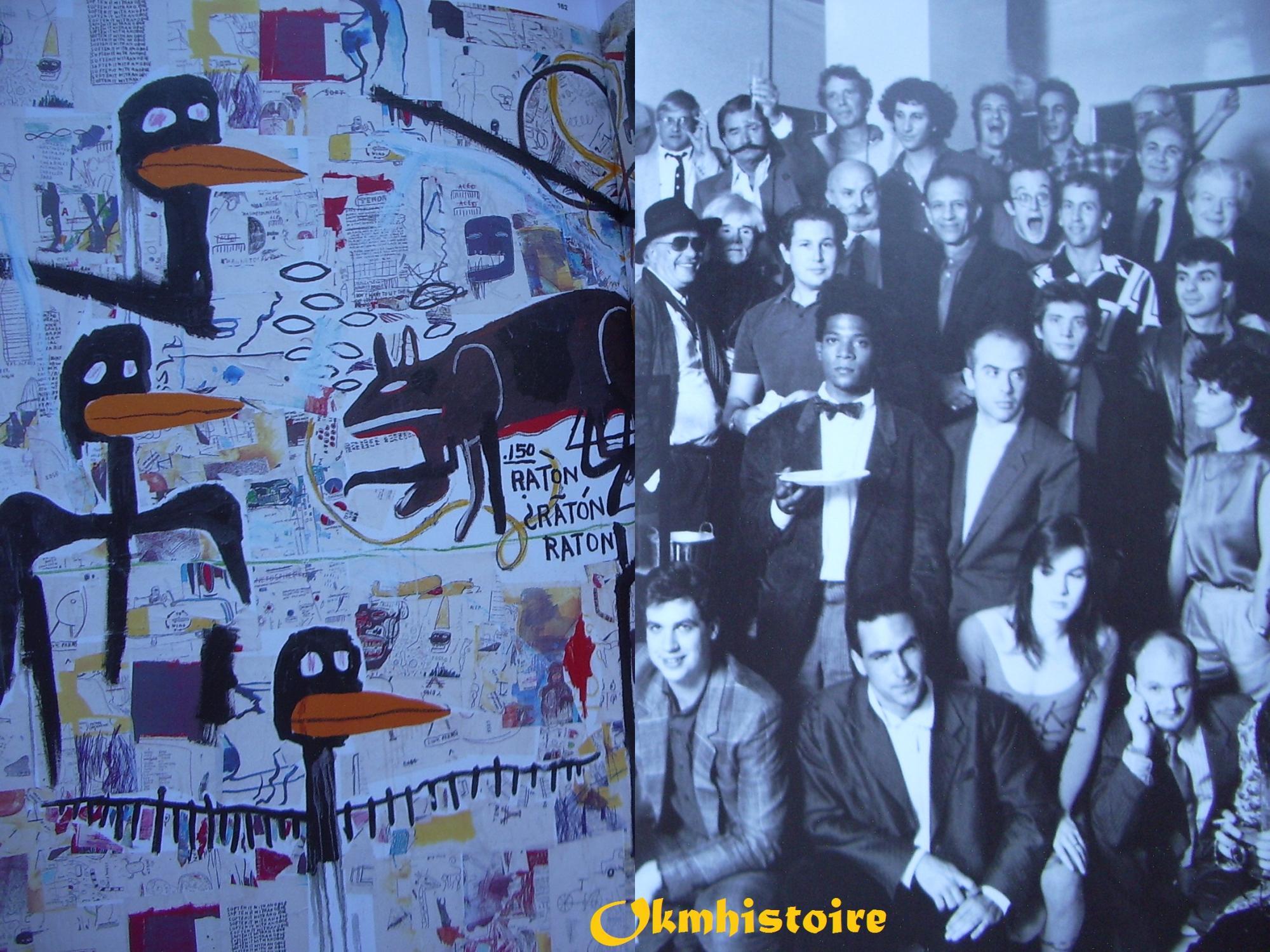 jean michel basquiat catalogue exposition mus e d 39 art moderne de la ville de paris. Black Bedroom Furniture Sets. Home Design Ideas