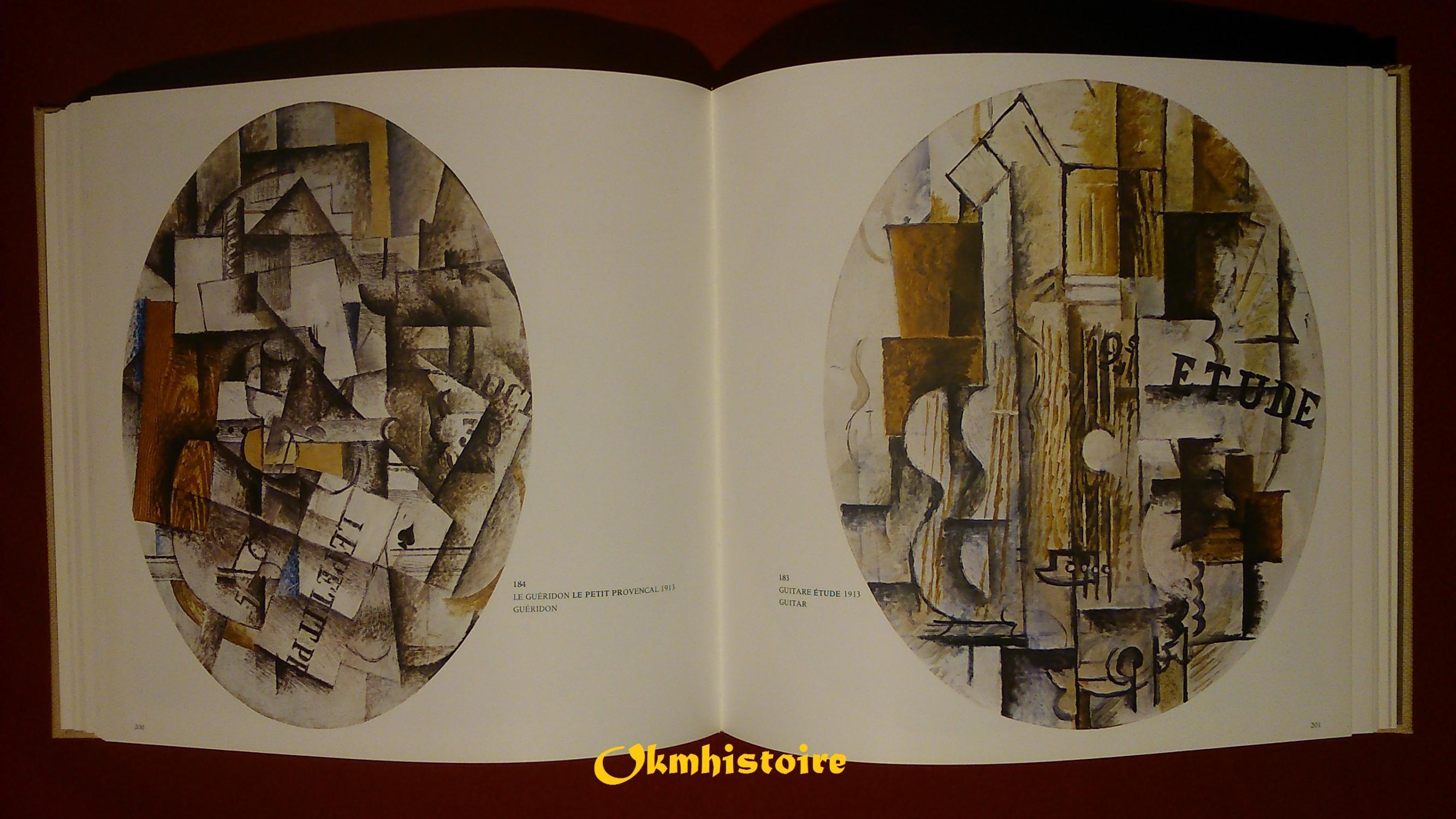 Braque le cubisme catalogue de l 39 oeuvre 1907 1914 par for Braque oeuvres