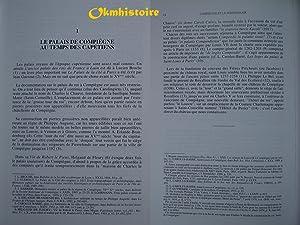 Etudes et documents sur l'Ile de France et la Picardie au Moyen-Age. ---------- Tome 1 : ...