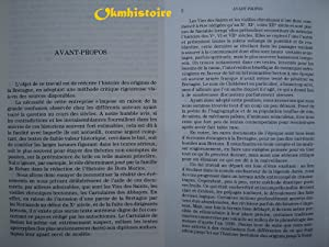 La Bretagne avant Nominoë . --------- Seconde édition enrichie de cartes et de nombreux...