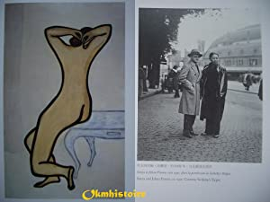 SANYU . Catalogue raisonné : oils paintings ------- Volume 1 -------- [ Trilingue : Fran&...