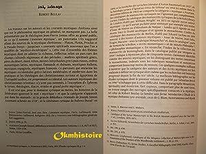 Les mystiques syriaques ---- [ Études syriaques n°8 ]: DESREUMAUX ( Alain )
