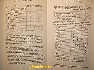 L'Ancien testament en syriaque ---- [ Études syriaques n°5 ]: BRIQUEL CHATONNET ( F...