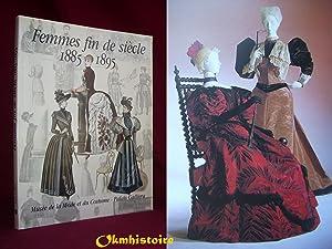 Femmes fin de siècle, 1885-1895: DAVRAY-PIEKOLEL ( Renée ) [ Commissaire d'Expo ]