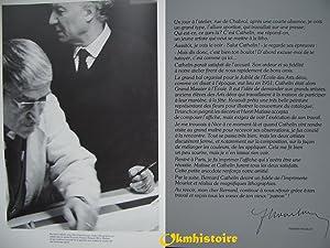 CATHELIN Lithographe, 1957-1986: PASSERON ( Roger )