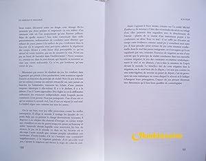 Les Anneaux de Maldoror et autres chapitres d un Traité des contraires: BOUNOURE ( Vincent )