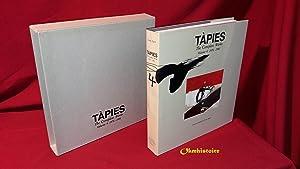 Antoni TÀPIES - Catalogue raisonné ----------- Volume 4 ------ 1976 - 1981: TÀPIES ] ...