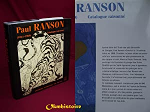 PAUL ELIE RANSON ( 1861 - 1909 ) - Catalogue Raisonné - Japonisme , Symbolisme , Art Nouveau...