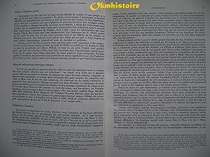 Catalogue des sceaux, camées et Bulles Sassanides de la Bibliothèque Nationale et du ...