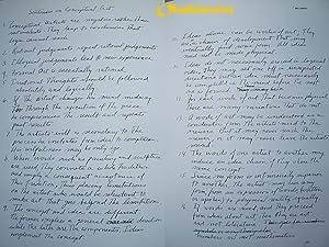 L'ART CONCEPTUEL, UNE PERSPECTIVE: Pagé ( Suzanne ) & Gintz ( Claude ) & Buchloh ( Benjamin ...