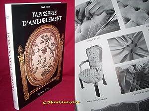 Tapisserie d'Ameublement: OSSUT ( Claude.