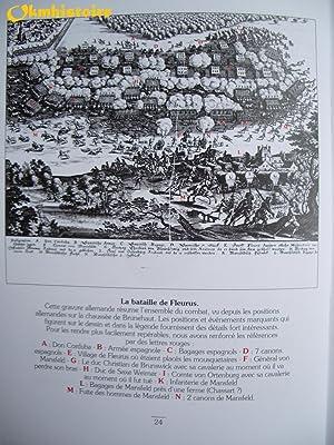 FLEURUS 1622 - La guerre de Trente Ans en Belgique: ARCQ ( Alain ) [ Illustrations de J.-P. ...