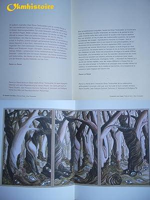 Elmar Trenkwalder WVZ 1091 --------- [ Edition Bilingue : Français // DEUTSCH ]: ...