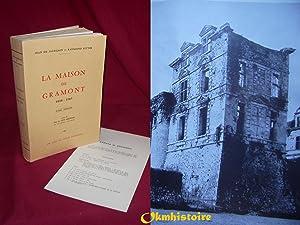A MAISON DE GRAMONT ( 1040-1967 ).: JAURGAIN ( Jean