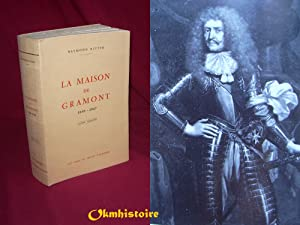 A MAISON DE GRAMONT ( 1040-1967 ). ----------- Tome 2 seul: JAURGAIN ( Jean de ) & RITTER ( Raymond...
