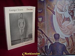 Georges Seurat - DESSINS ------- [ 88: Erich Franz &