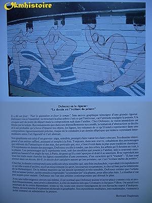 DEFOSSEZ - Aquarelles - Dessins.: Bertrant DUPLESSIS & François CALVY [ Introduction ] [ DEFOSSEZ ]