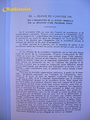 Oeuvres de Maximilien Robespierre. --------- Volume 7 : Discours. Deuxième partie (...