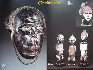 GABON Tribal art: LAND ( Cees op't ) & LEICHT ( Bernd ) & DE BOER ( Peter )